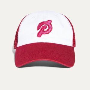 Peloton trucker hat